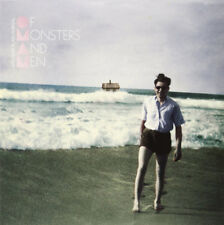 OF MONSTERS AND MEN My Head Is An Animal LP Vinyl NEW 2012 Pink Dye
