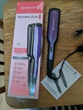 Remington 1 3/4 Flat Iron Purple Anti Static Technology