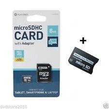 Microsd 16gb classe 10 + produo adapter pro duo Micro SD Memoria Memory