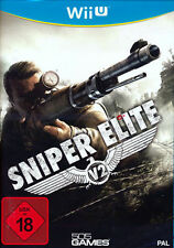 Nintendo Wii U WiiU Spiel ***** Sniper Elite 2 * V *******************NEU*NEW*18