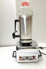 """PLUS STAINLESS STEEL CONTAINER /""""REBUILD SERVICE/"""" W//NEW BLADE VITAMIX 4000,3600+"""