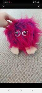 FLUFFLINGS Interactive PINK purple Plush Talking Moving