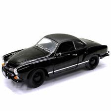 1:18 Scale Black Bandit Volkswagen Karmann-GHIA Ltd Edition Diecast Greenlight