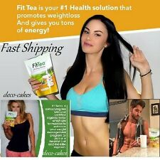 Fit Tea 28 Day Detox / Promotes FAT BURNING / Weight Loss / 5 days Sale