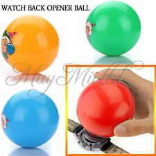 Watch Back Case Opener Sticky Friction Rolling Ball Screw Repair Remover Tool ~