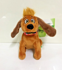 New Dr Seuss How the Grinch Stole  dog Plush Toy Christmas Gift