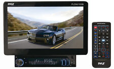 10.1'' Motorized TFT/LCD Touch Screen Detachable Display Multimedia Receiver
