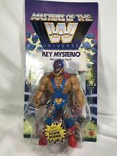 Masters Of The WWE Universe RAY MYSTERIO Action Figure Brand New