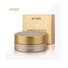 [PETITFEE] Gold Hydrogel Eye Patch 1pack(60 sheet) / Korea Cosmetics (패치)