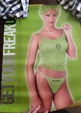 Smart Parts Girl Poster - Freak gen1 Green