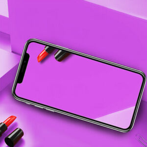 Mirror Color Full Coverage Tempered Glass Screen Protector For iPhone 13 Pro Max