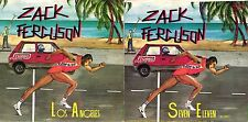 DISCO 45 GIRI   ZACK FERGUSON - LOS ANGELES // SEVEN ELEVEN