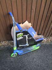 No Fear Fury stunt scooter latest model 120mm metal core wheels taller bars
