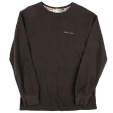 REALTREE Brown Waffle Thermal Long Sleeve Shirt Base Layer Men's Medium 38 40