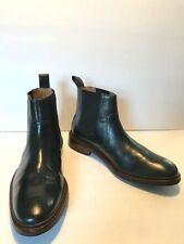 Cole Haan Mens Black Leather Chelsea Boots Williams Welt C23800 Size 8M