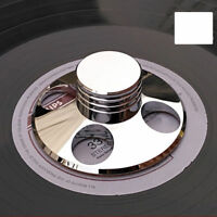 Neu Plattengewicht / Record Clamp Weight LP Vinyl Turntables Disc Stabilizer