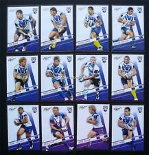 2012 NRL BULLDOGS SELECT DYNASTY TRADING CARDS FULL SET 12 Cards