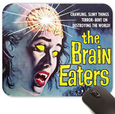 Halloween Classic Monster Movie Film Mouse Pad, the Brain Eaters