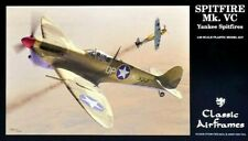 "Classic Airframes 1:48 Spitfire Mk.VC ""Yankee Spitfires"" Aircraft Model Kit"