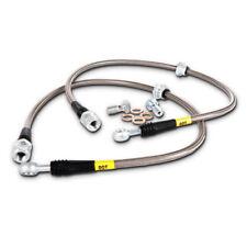 Brake Hydraulic Hose-WRX STI Rear Stoptech 950.47508