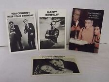 Televisions Inc Birthday Cards, My Favorite Martian, The Munsters, Dark Shadows