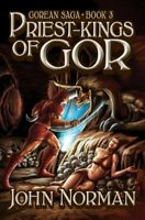 Priest-Kings of Gor, Paperback by Norman, John, Brand New, Free shipping in t...