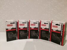 """5 Pack Oregon 91PX050G Chainsaw Chain 14"""" 3/8 .050 63PMC3 50 S50"""
