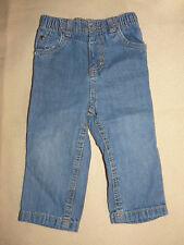 Pantalon jean bleu Orchestra pour bébé garçon 12 mois bon état