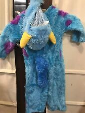 Monsters Inc Sully Costume 2T With Hat And Tail