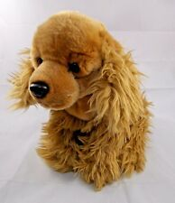 "Spaniel Dog Plush 9"" Tall Toys R Us"
