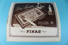 Werbung / Reklame - Original 1953 - Finas Orient + Triepad + Escora + ..    /S83