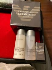 Emporio Armani Diamonds Three PCs Travel Set