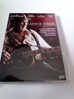 """DVD """"LAZOS DE SANGRE"""" COMO NUEVO SHANE DAX TAYLOR KRIS KRISTOFFERSON DWIGHT YOAK"""