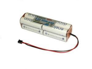 Senderakku für Graupner Sender, Panasonic Eneloop 9.6V2000mAh