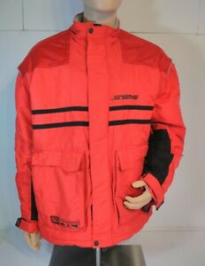 Arctiva Tracker Snowmobile Jacket Men's Size XL
