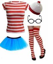 Cotton Blend TV, Books & Film Complete Outfit Fancy Dresses
