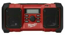 Milwaukee M18JSRDAB+-0 M18 DAB Li-ion Cordless Digital Jobsite Radio