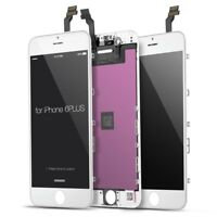 LCD Screen Digitiser Touch Screen Replacement Assembly For iPhone 6 Plus White