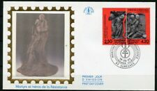 FRANCE 1993 MARTYRS AND HEROES OF THE RESISTANCE WORLD WAR II  FIRST DAY COVER