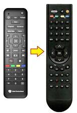 Ersatz Fernbedienung passend für Sagemcom DCI85 HD / RCI88-320 Kabel Deutschland