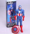 Spiderman Ironman Captain America Wolverine Hulk Avengers 30CM Action Figures