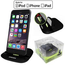 Gadget Juice [MFi Certified] Lightning iPhone 6 / 7 Charging Desktop Dock Stand