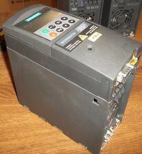 SIEMENS MICROMASTER 420 6SE6420-2AB15-5AA1 DO2/1.18 BOP 6SE6400-1PB00-0AA0 (WL53