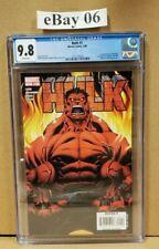 Hulk #1 CGC 9.8 CERT #3712110014 1st appearance Red Hulk; Iron Man, Winter Guard