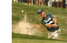 Jim Furyk signed 11x14 photo  COA