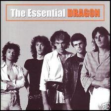 DRAGON (2 CD) THE ESSENTIAL ~ O ZAMBEZI~GET THAT JIVE~MARC HUNTER ~ 70's *NEW*