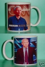 ANDERSON COOPER - CNN - with 2 Photos - Designer Collectible GIFT Mug 02