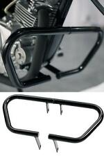 GENUINE YAMAHA YBR 125 BLACK ENGINE CRASH PROTECTOR GUARDS BARS
