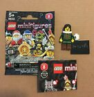 LEGO 8833 Minifigures Series 8 Thespian Actor w/ Wrapper Checklist 2012 New USA!