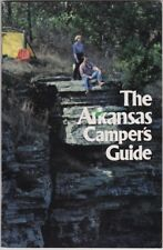 c1980 Arkansas Campground Directory Booklet